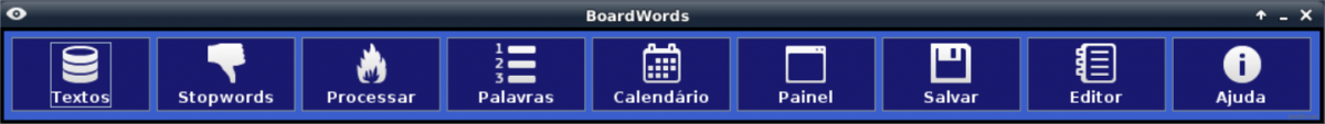 boarwords interface